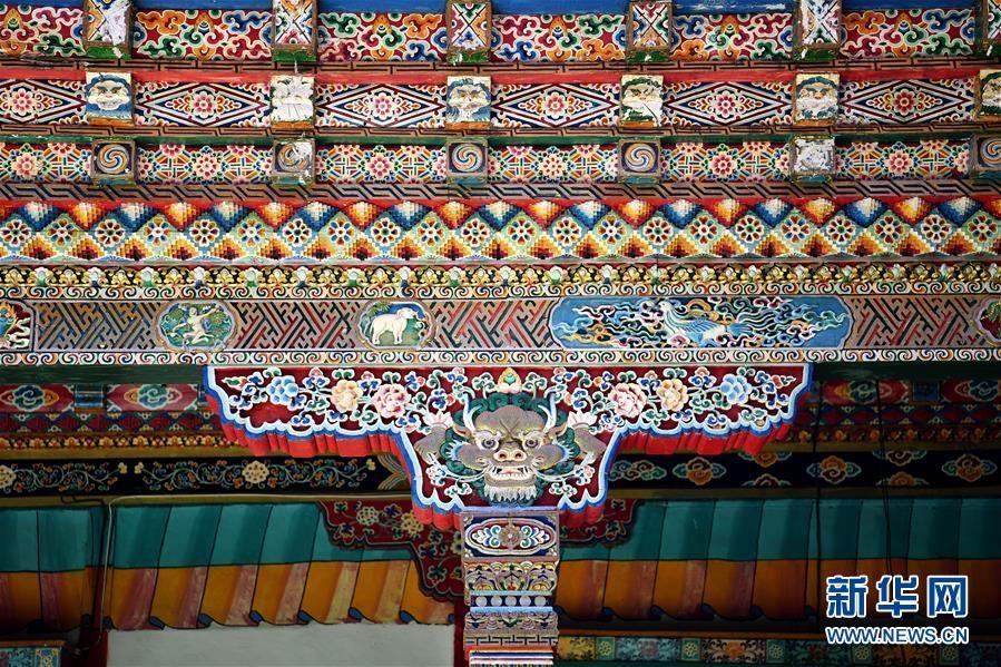 (美丽中国)(2)怒江峡谷沿岸的建筑瑰宝——东坝民居