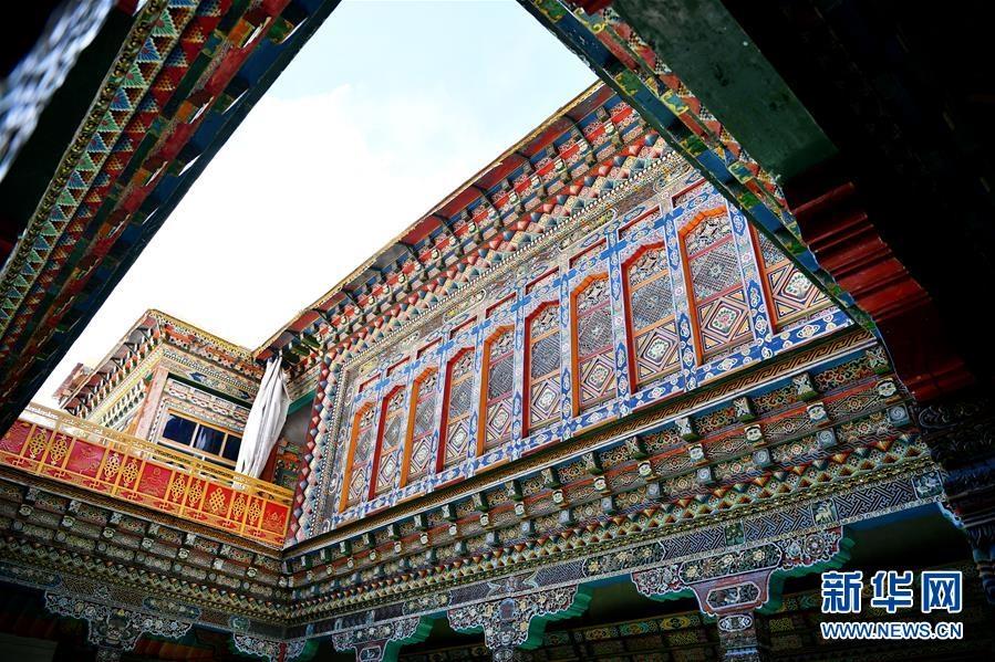 (美丽中国)(5)怒江峡谷沿岸的建筑瑰宝——东坝民居